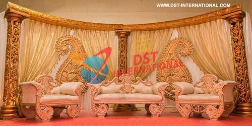 Stylish Wedding Sofa Set