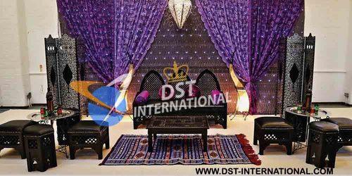 Pakistani Wedding Antique Furniture