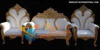 Antique Italian Gold Leaf Furniture