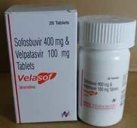 Sofosbuvir & Velpatasvir