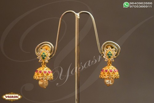 New model ear rings