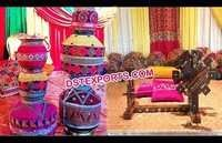Punjabi Wedding Decoration