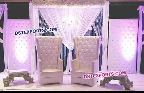 Simple Wedding Stage