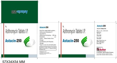 Astacin 250 Tab