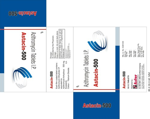 Astacin 500 Tab