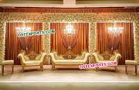 Designer Wedding Sofa Set