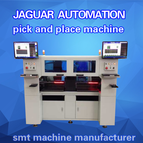 Jaguar Pick and place machine model No. TOP-10H cph 35000