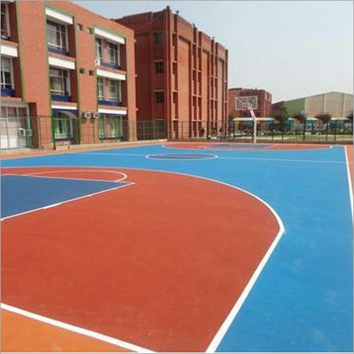Industrial Acrylic Flooring Services