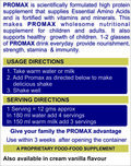 Promax Instant Drink Powder (Nutrition Supplement)