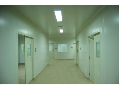 Modular Ceiling Panels