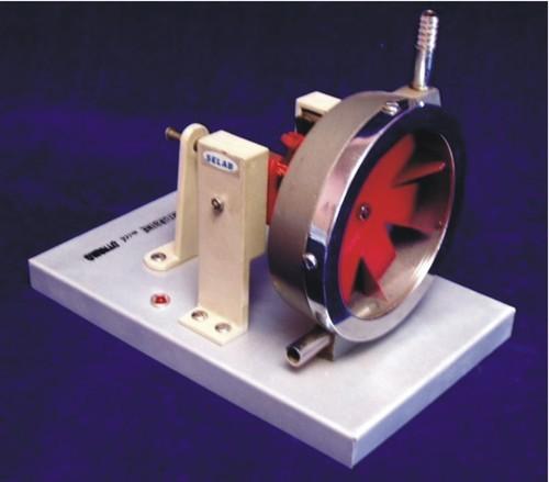 Model, Turbine