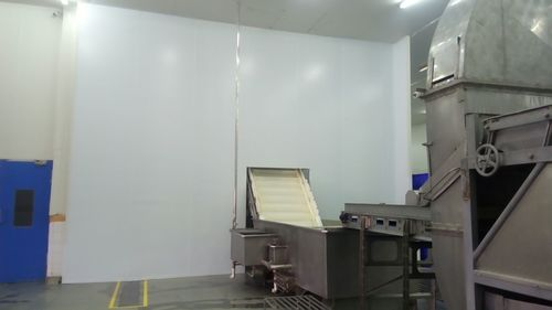 Food Processing Wall Panels