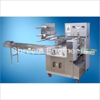 Soap Pouch Packing Machine