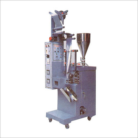 Hair Oil Pouch Packing Machine