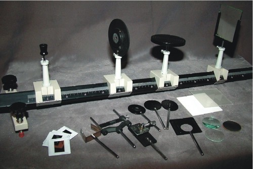 Optical Bench Set