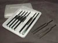 Tuning Forks, Set of 8