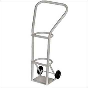 Hospital Cylinder Trolley