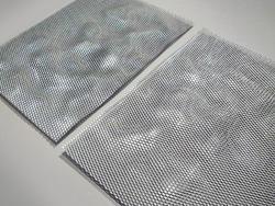 Aluminium-mesh