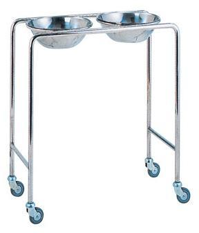 Double Wash Basin Stand