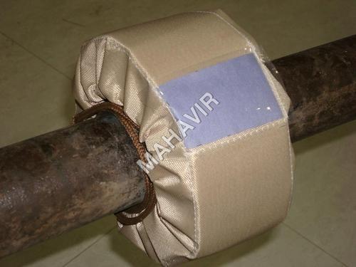 Fiberglass Reusable Flexible Flange Guard
