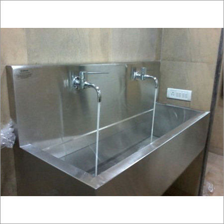 Hospital Scrub Sink