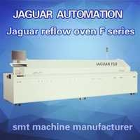 Reflow Oven with Eight Heating Zones