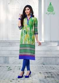Fashionable Printed Kurtis