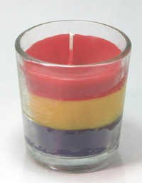 Decorative Glass Candles