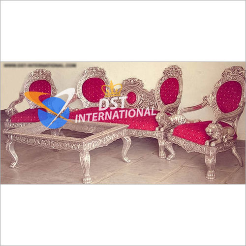 Victorian Lion Sofa Set