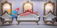 Bride Groom Sofa Set