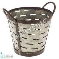 Garden Olive Bucket
