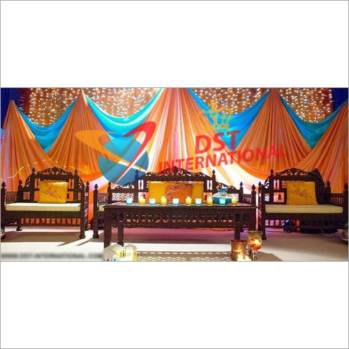 Muslim Wedding Furniture Set