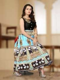 Embrodered Anarkali Suit