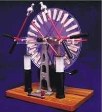 Wimshurst Electrostatic Generator