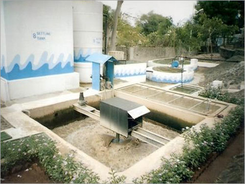 ETP Water Plant