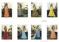 Jinnam Rabea Design Anarkali Salwar Kameez