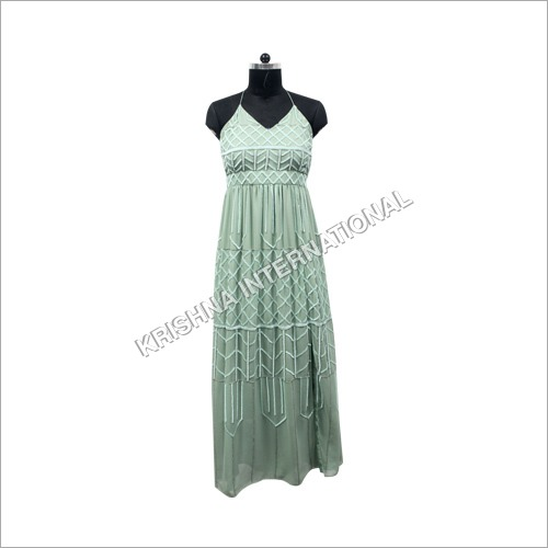 A Line Gown