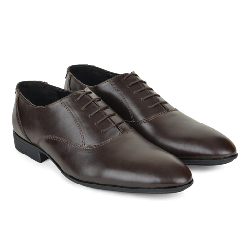 Benin Brown Leather Shoes