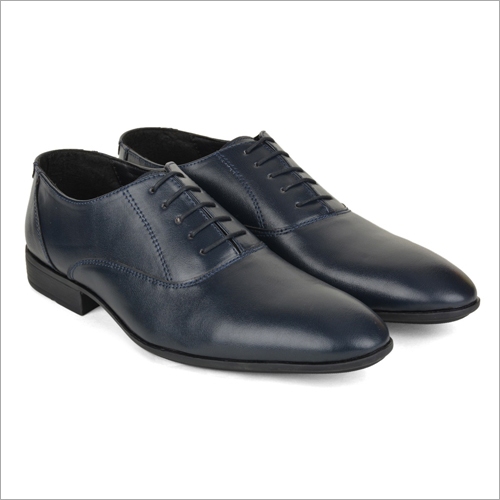 Brunei Black Leather Shoes