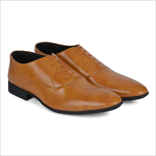 Brunei Brown Leather Shoes