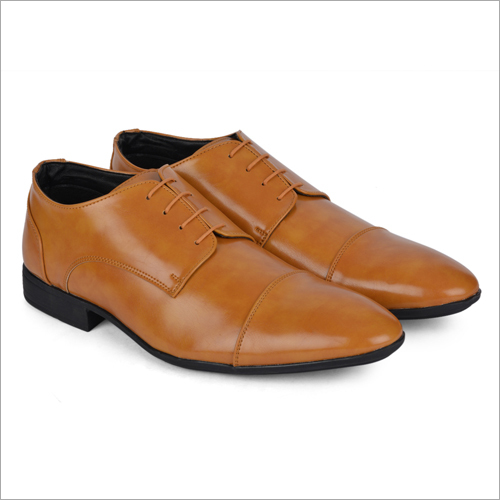 Congo Brown Leather Shoes