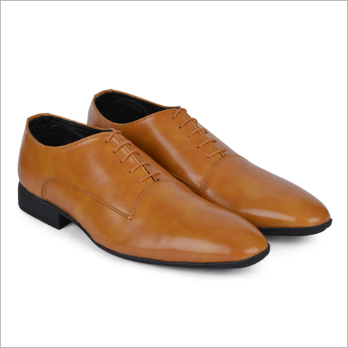 Malta Brown Leather Shoes