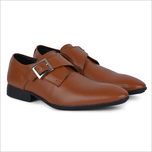 Oregon Brown Leather Shoes
