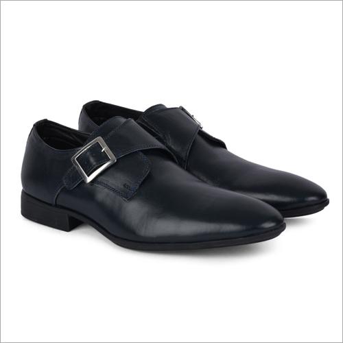 Oregon Black Leather Shoes
