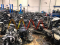 Aluminium Car Engine Scrap