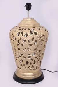 HEART NETTING BEDSIDE TABLE LAMP