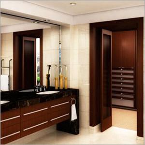 Flush Door Application: Industry