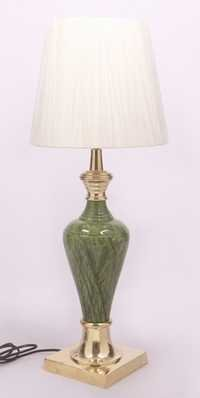 GREEN TWO TONE DESIGNER LAMP