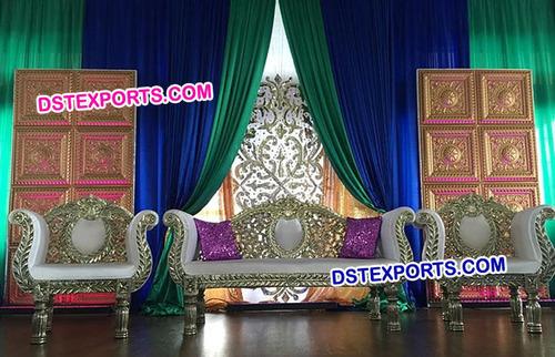 Wedding Traditional Fiber Door Panels