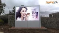 P8 Outdoor Full Colour Advertising Display Screen